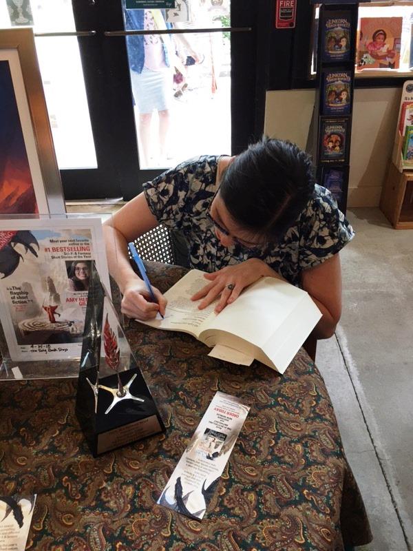 Book Signing: The Twig Book Shop in San Antonio, Texas – Amy Henrie