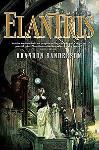Elantris book cover